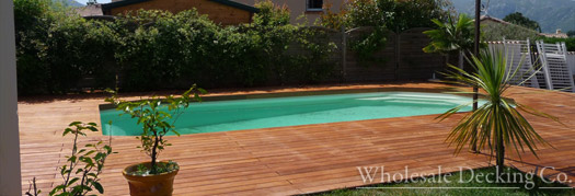Wholesale Cumaru Decking