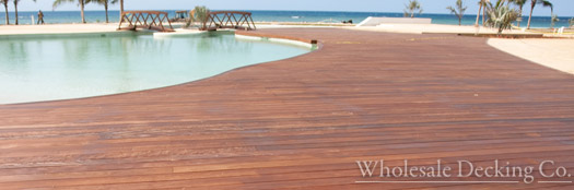 Wholesale Ipe Decking