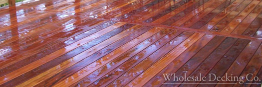 Wholesale Tigerwood Decking