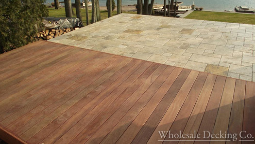 Wholesale Cumaru Decking Supplier